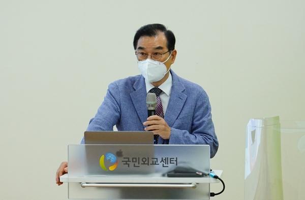 한국위기관리재단 2021년 회원단체 코로나19 위기대응 워크숍