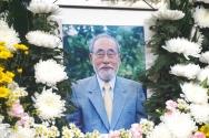 지난 9월 17일 오전 8시, 봉담 장례문화원에서 故 이장식 목사 천국환송예배가 열렸다.