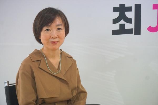 최재형 후보의 사모 이소연 권사