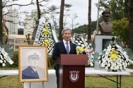 목원대 윌리엄 해밀턴 쇼 대위 전사 71주기 추모예배