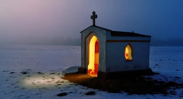 교회는 왜 다녀야 할까?