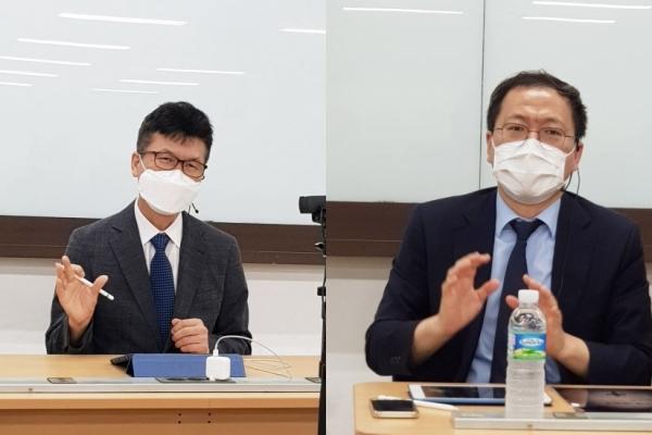 이양묵 박사 김홍석 박사