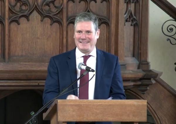 키어 스타머 영국 노동당 대표