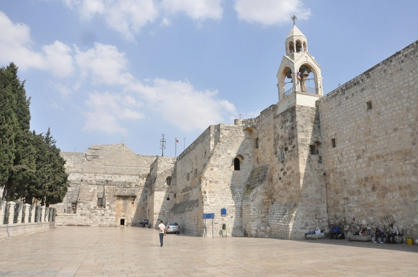 베들레헴에 소재한 예수님 탄생기념 교회