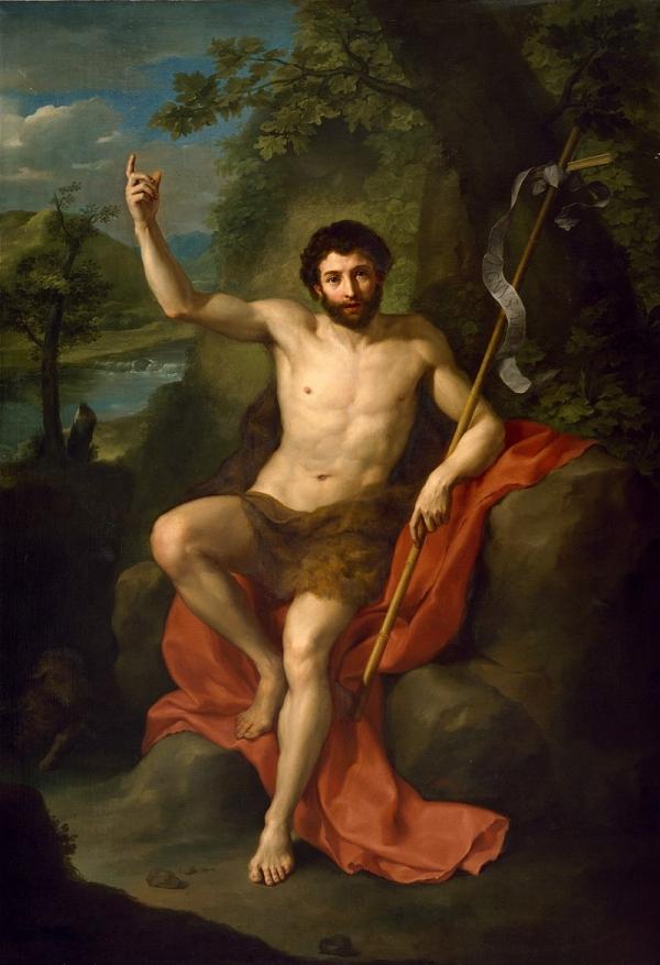 세례 요한 ©위키피디아