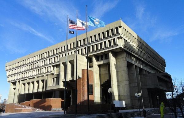 보스턴 시청