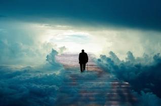 천국 하늘