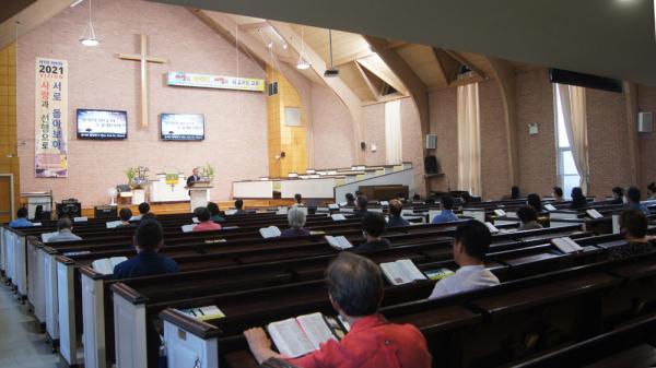 뉴욕효신장로교회