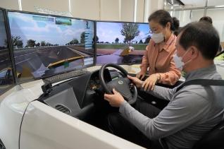 운전시뮬레이션 교육