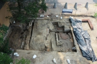 300년 전 최초의 흑인교회 유적지