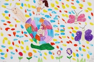 평화 달팽이와의 소풍(지소율 어린이, 행복한상)