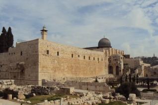 이스라엘 예루살렘 성지.