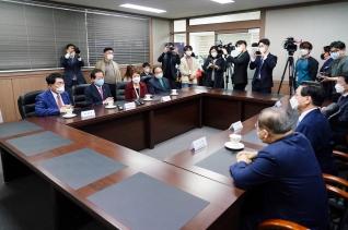 국민의힘 홍준표 대선 경선 후보