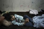 시리아 난민 식량·의약품 부족 심각