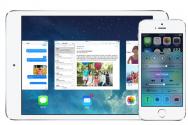 애플 아이폰 iOS7