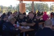 지난해 귀넷 경찰 감사의 날 행사 모습.